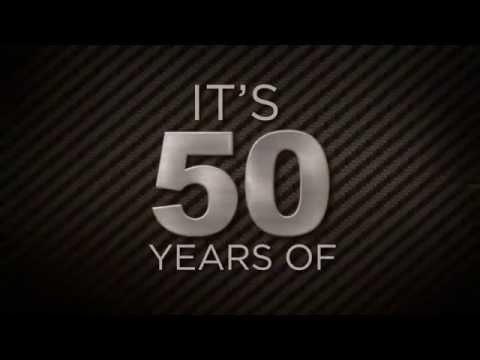 Hustler 50th Anniversary
