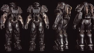 Fallout 4 Большинство мест нахождения силовой брони
