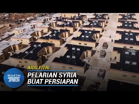 AIDILFITRI |Kampung Malaysia BawaSinar Buat Pelarian