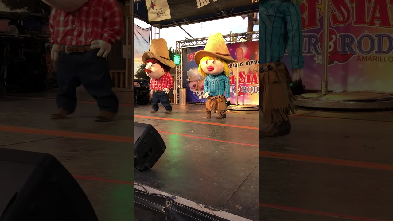 Amarillo Tri State Fair 2020.Amarillo Texas Lovefromyourfavoritefans Thosefunnylittlepeople Thegitup