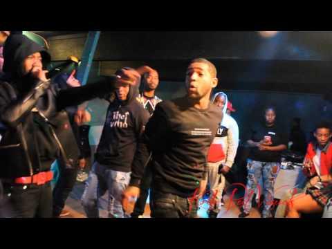 Shy Glizzy X Live Performance X Spartanburg SC