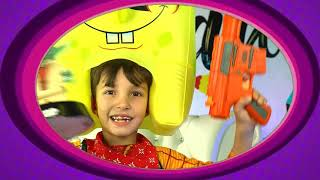 Stefan Learns The Colors Names of Toys. Educational Video for Children Songs and learns colors