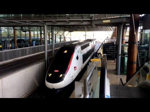 Gare d'Aix en Provence-TGV - TGV Réseau, Duplex, Réseau-Duplex, Dasye, 2N2, POS et OUIGO