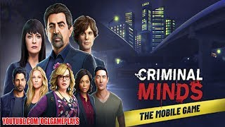 Criminal Minds: The Mobile Game Android/iOS Gameplay
