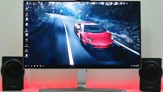 LG 24MP88HV-S 24 quot IPS Slim LED Monitor Full Review