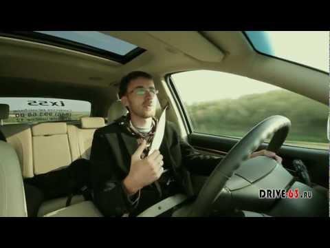 Hyundai ix55 vs параплан.mp4