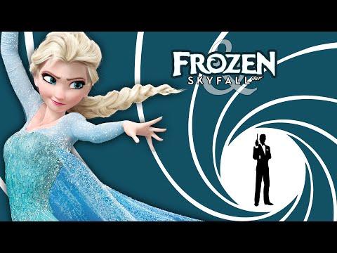 Adele  Skyfall & Frozen  Let it go Piano Mashup  Juda Jonathan