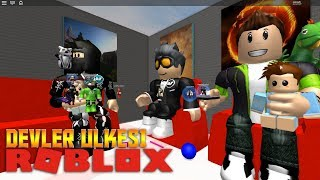 The LAND of GIANTS and DANGER OS/Roblox Obby Os/Roblox Turkish-made Tracks