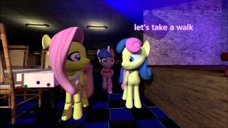 SFM:Ponies Pinkies pizzaria ep 4 (community made story)