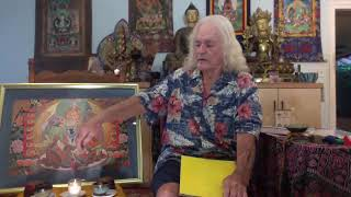02-04-2021  Shower of Blessings,  Guru Rinpoche Tsok