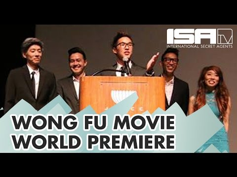 Wong Fu Movie World Premiere! (EXCLUSIVE!)
