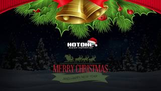 Hotone Audio Wishes you Merry Christmas and Happy New Year