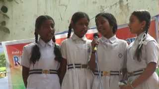 Desam Manade group song by Rabindra Niketan school