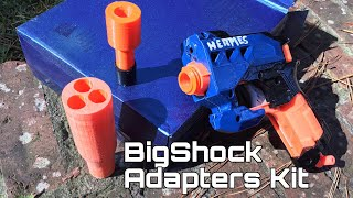 Honest Review: Modular Nerf BigShock Kit