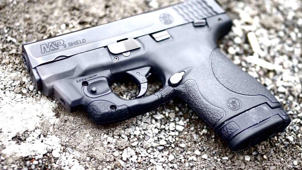 M And P Shield Laser M&P Shield 9mm wit...