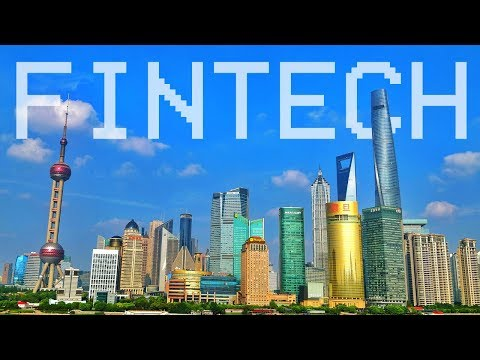 FinTech capital of China