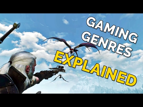 Video Game Genres: Everything You Need To Know