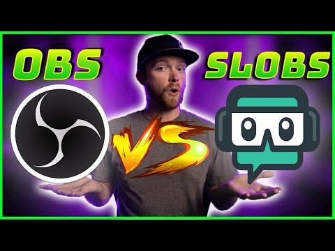 Streamlabs OBS Vs Obs Studio