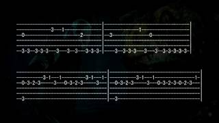 Witcher Music - Believe (Full Tab for One Guitar) Tabs Gtp Fingersyle Soundtrack How to Play