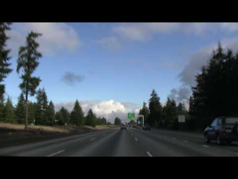 I-5 North (WA), Olympia To Tacoma, Exit 101 To Exit 127