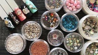 видео Бульонки для ногтей: дизайны, фото