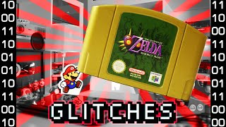 Cartridge Tilting and Glitches: The Legend of Zelda Majora