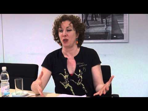 Interview with Choreographer Helen Pickett at Semperoper Ballett
