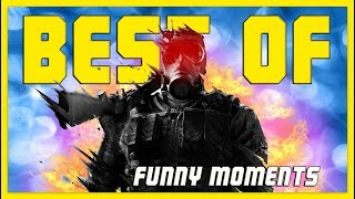 HOW TO PLAY RAINBOW SIX SIEGE (100% FAILS & TROLLS) R6 Best Of FUNNY MOMENTS