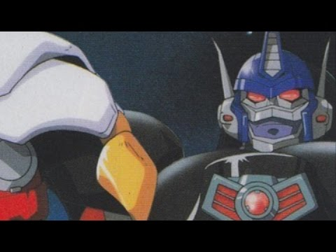 Beast Wars II MOVIE ENG SUBBED - Lio Convoy's Critical Moment ライオコンボイ危機一髪!