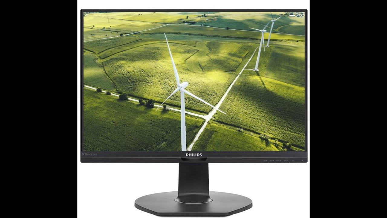 Nuevo monitor Philips 241B7QGJ 1