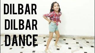 Dilbar Dilbar Dance Cover By Siya