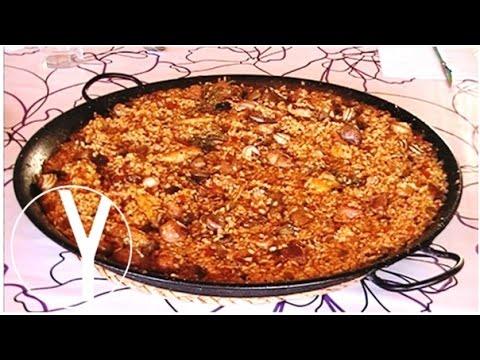 Arroz de monta a arroz monta s paella de monte for Cocinar 2 tazas de arroz