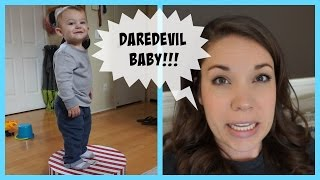 DAREDEVIL BABY!! - 15 Month Update | Days of May