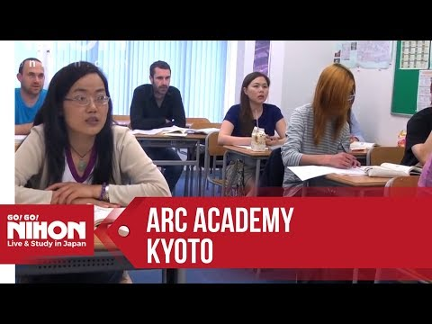 ARC Academy Kyoto Japanese Language School (アークアカデミー京都) - Presented by Go! Go! Nihon