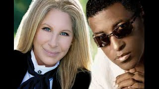 "Barbra Streisand  with Babyface  ""Lost Inside of You"""