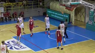 LNP Playoff Serie B 2018 Gara 1 Finale Tab  1   Omegna vs Pall  Piacentina