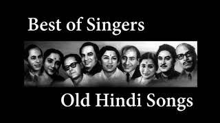 Best Old Hindi Songs of 70's, 80's & 90's | पुराने हिंदी सोंग्स | Gazal | Sufi | Instrumental Mix