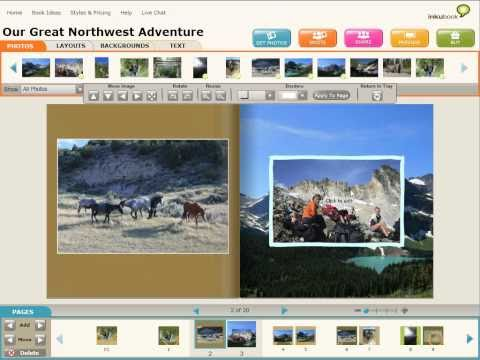 How to Design & Customize Your Photo Book with Inkubook