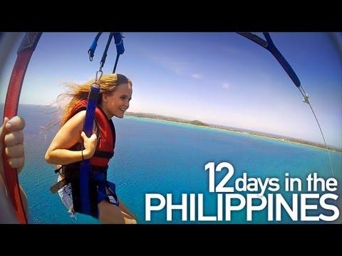 Boracay, Philippines plus Whalesharks & Manila: GoPro 2