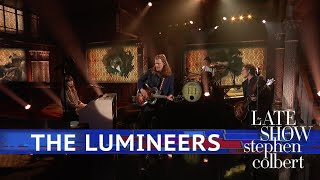 The Lumineers Perform 'Gloria'