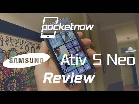 Samsung ATIV S Neo review: the best of limited options