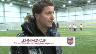 Technical Soccer Coaching in association with West Ham United FC