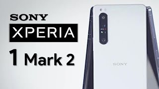 Xperia 5 ii atau Xperia 5 mark 2 adalah smartphone kelas flagship terbaru dari Sony yang dirilis di .