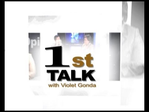 0919 1st Talk with Violet Gonda
