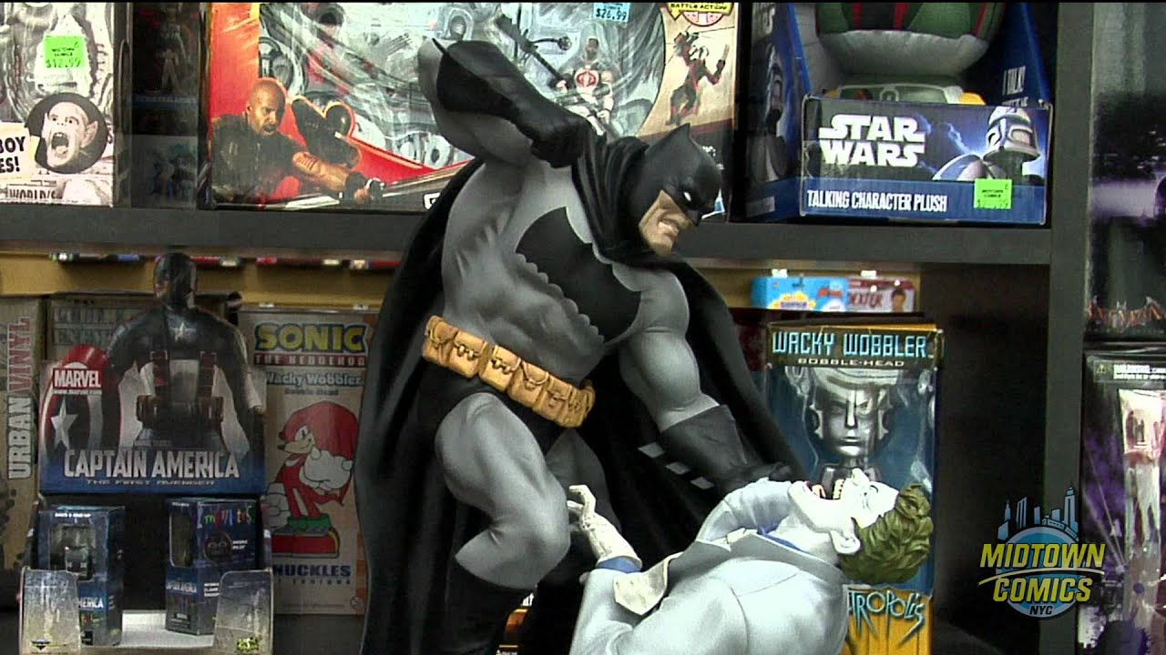 Dark Knight Returns Batman vs Joker Kotobukiya ARTFX ...