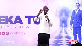 CHEKA TU. Classic Edition. Kiumbehai kwenye stage.