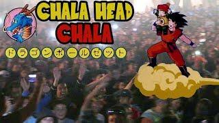 Chala Head Chala cantado por 3,500 personas antes de DBS 130