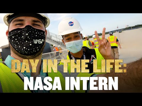 Feed image for VIDEO: Day in the Life of a NASA Intern