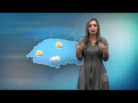 Previsão do tempo - 09/04/16