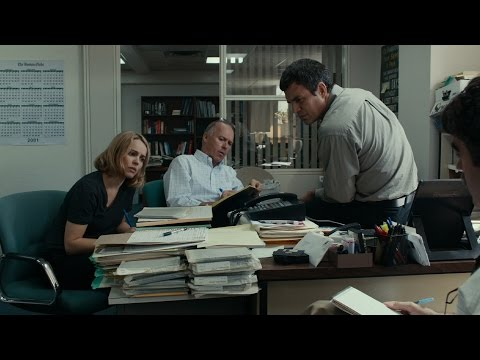 'Spotlight' Trailer